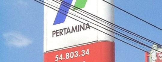 SPBU Pertamina is one of Nanda's All Favorite♥♚.