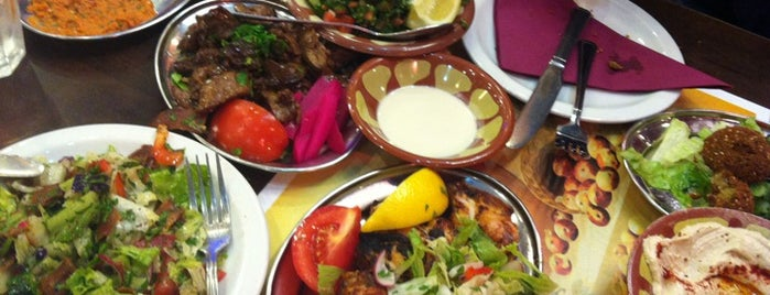 Al Balad Lebanese Cuisine is one of The 15 Best Places for a Shawarma in London.