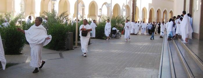 Miqat Abiar Ali is one of Best places in Al Madinah, Saudi Arabia.