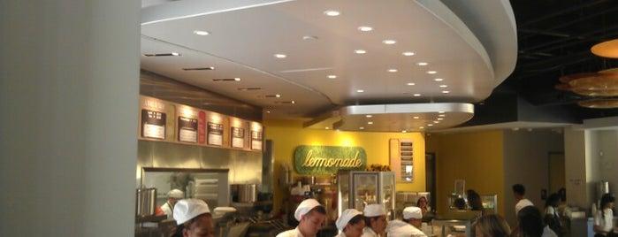 Lemonade is one of LA Eateries.