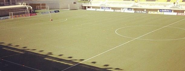 Estadio Bicentenario Lucio Fariña Fernández is one of Recomendados en Quillota.