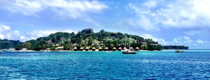 Port Vila is one of World Capitals.