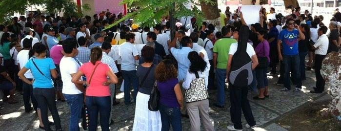Parque Independencia is one of Veracruz.