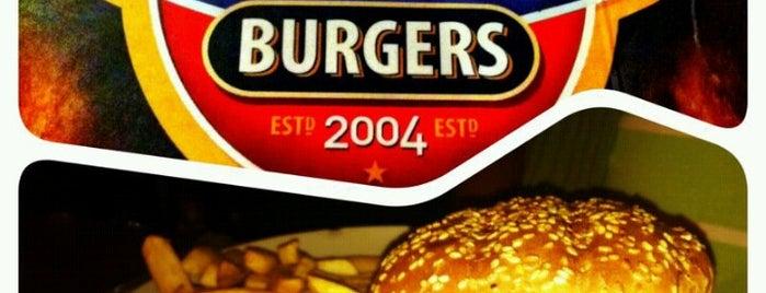 JPL Burgers is one of fer lista.