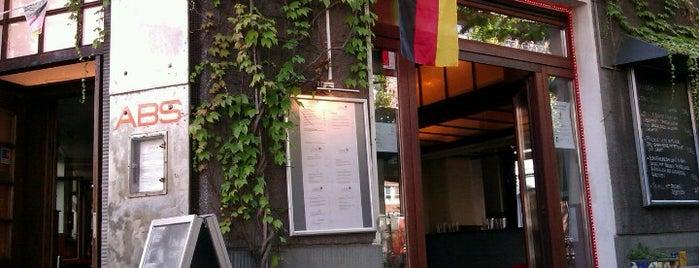 ABS Restaurant, Bar & Club is one of Köln.