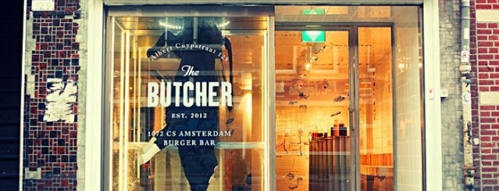 The Butcher is one of Cocktails.