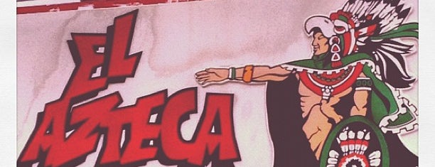 El Azteca is one of Eateries.