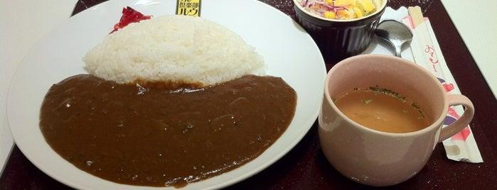 カレー倶楽部ルウ博多店 is one of BOBBYのカレー部.