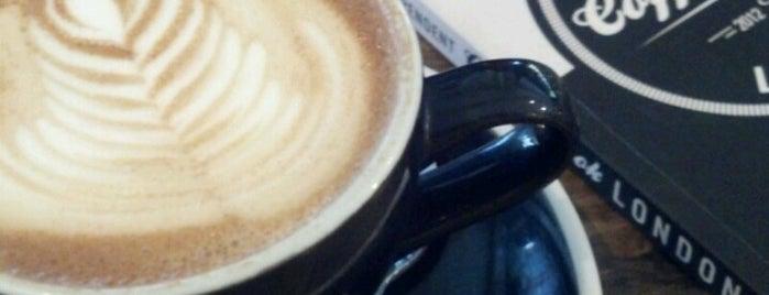 Caravan is one of Best coffee places.