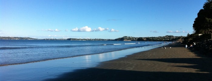 Orewa Beach is one of Been there.