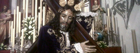 Iglesia de Santiago is one of 101 cosas que ver en Málaga antes de morir.