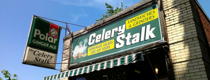 Celery Stalk is one of 20 favorite restaurants.