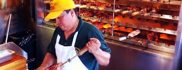 Pampas Grill Farmers Market is one of x LA! x.