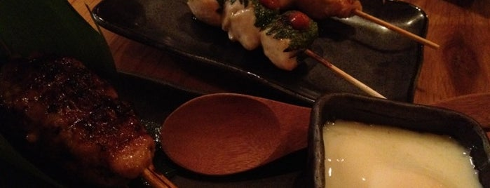 Yakitori Zai is one of Great dishes of 2012.