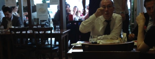 MeKan CaFe is one of Restoranlar.