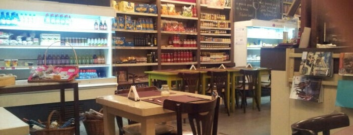 Natural Deli is one of Coolplaces Bsas.