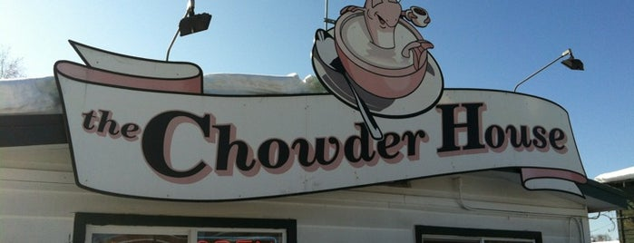 Chowder House is one of Alaska.