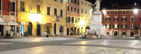 Piazza Alberica is one of #invasionidigitali 2013.