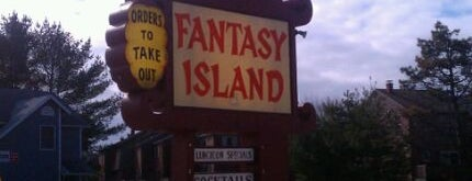Fantasy Island is one of Food.
