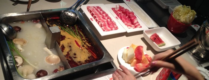 Hai Di Lao Hotpot is one of Shanghai list of to-dos.