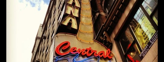 Havana Central Times Square is one of Mid 40-50s.
