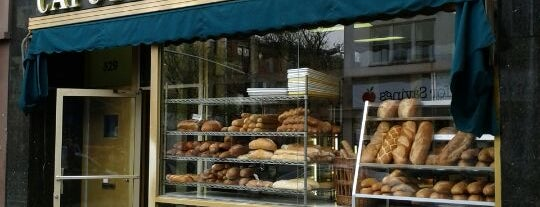 Caputo Bakery is one of Baker's Dozen - New York Venues.