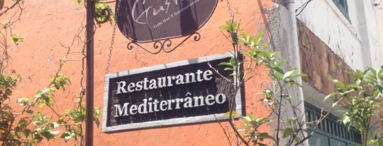 Gusta Cafe Bar Y Gastronomia is one of SP: Restaurantes.