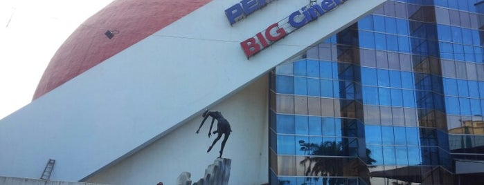 IMAX Big Cinemas is one of Top picks for Movie Theaters.