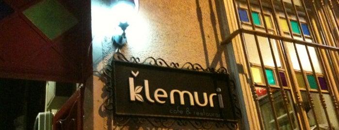 Klemuri is one of Deneyelim.