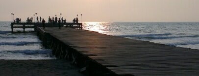 Pantai Akkarena is one of Makasar.