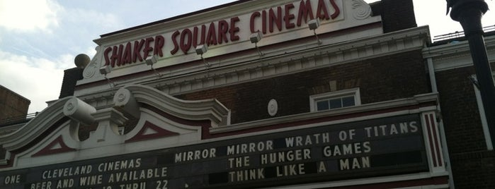 Shaker Square Cinemas is one of CLEVELAND.