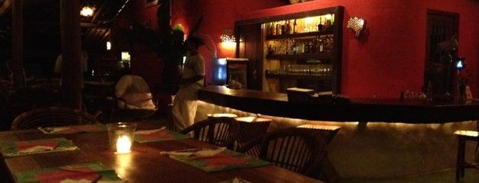 Cacau Restaurante & Bar is one of Trancoso relax.