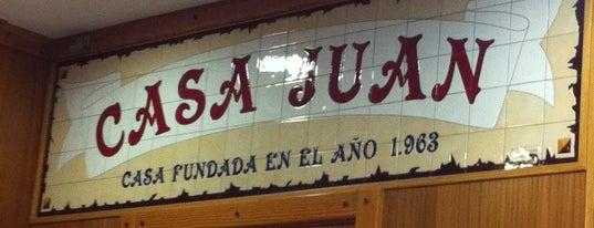 Casa Juan - Los Mellizos is one of Restaurantes Malaga.