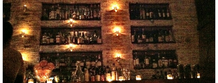 Bourbon & Branch is one of I Want Somewhere: Restaurants & Bars.