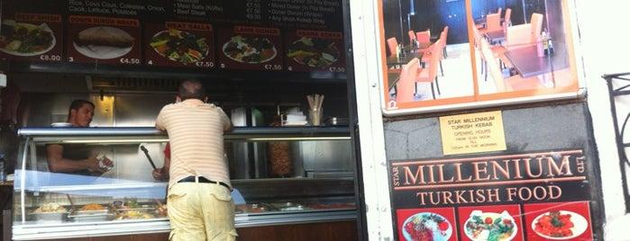 Millenium Turkish Kebab House is one of Sliema Malta.