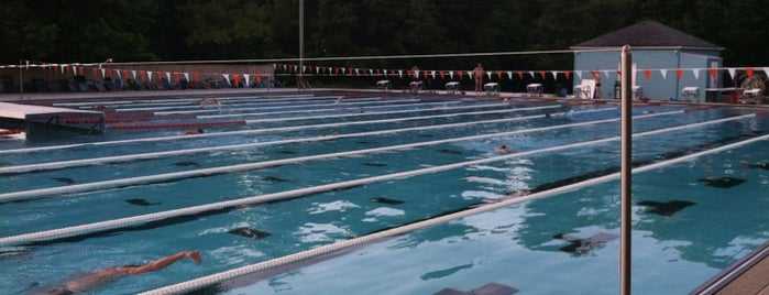 Meadowbrook Aquatic And Fitness Center is one of Ssh! These places aren't for everybody..
