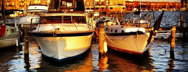Thames Point Marina is one of The Great Outdoors.