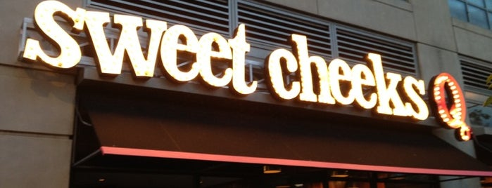 Sweet Cheeks is one of Food.