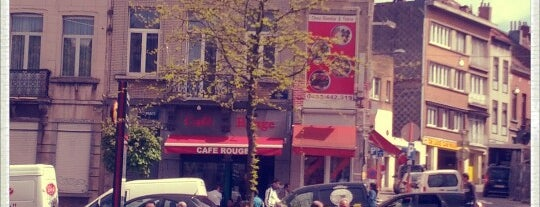 Place Liedts is one of Home Sweet.