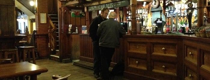 Rummer Tavern is one of U.K..