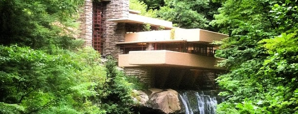 Fallingwater is one of Let's Get Lost.