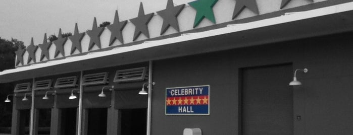 Celebrity Hall is one of Disney World!.