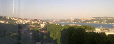 Swissôtel The Bosphorus is one of Hotels.