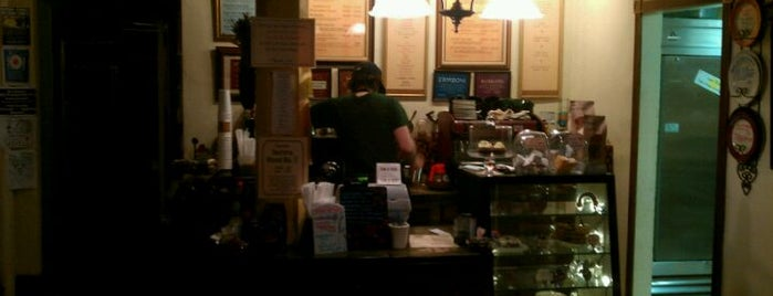 Carma's Cafe is one of Baltimore's Best Coffee - 2012.