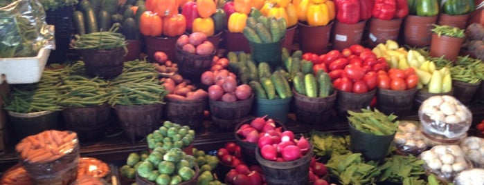 Dallas Farmers Market is one of Central Dallas Lunch, Dinner & Libations.