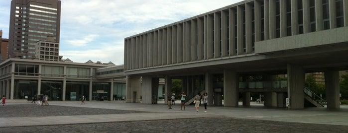 Hiroshima Peace Memorial Museum is one of 行った所&行きたい所&行く所.