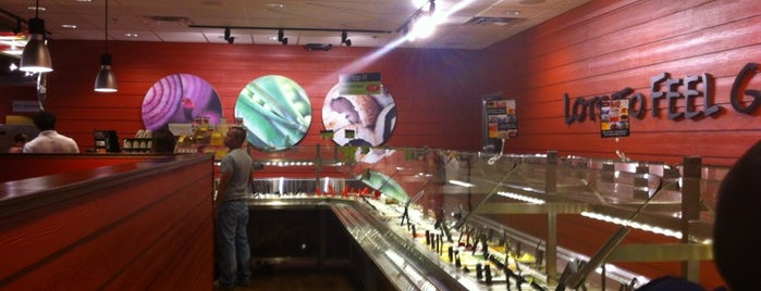 Sweet Tomatoes is one of DFW -More Great Food.