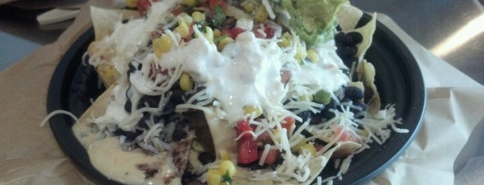 Qdoba Mexican Grill is one of Foodie.
