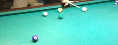 University Billiard Club is one of Jacksonville.