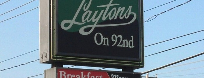 Laytons On 92nd is one of The 15 Best Places for Brunch Food in Ocean City.